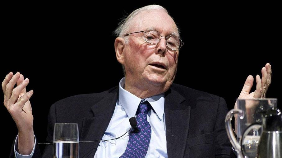 Rally Bitcoin? Per Charlie Munger disgustoso