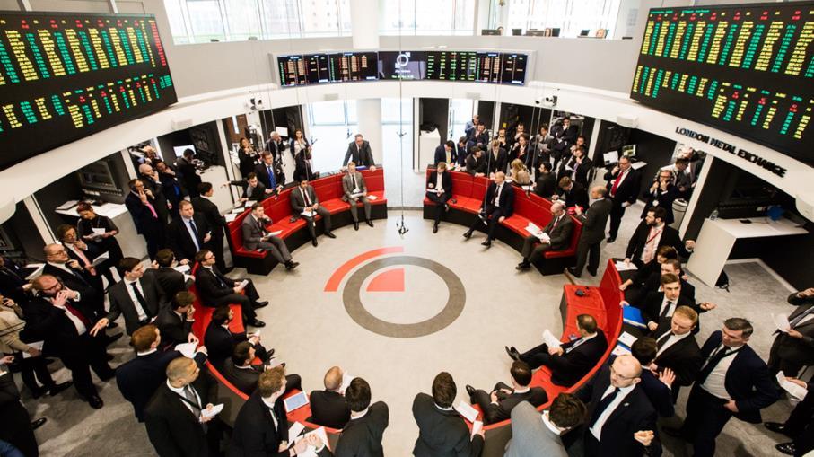 LME: il Ring è salvo, il mercato alle grida riaprirà a settembre