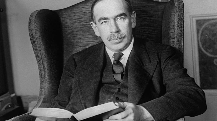John Maynard Keynes: chi era il più influente economista del '900