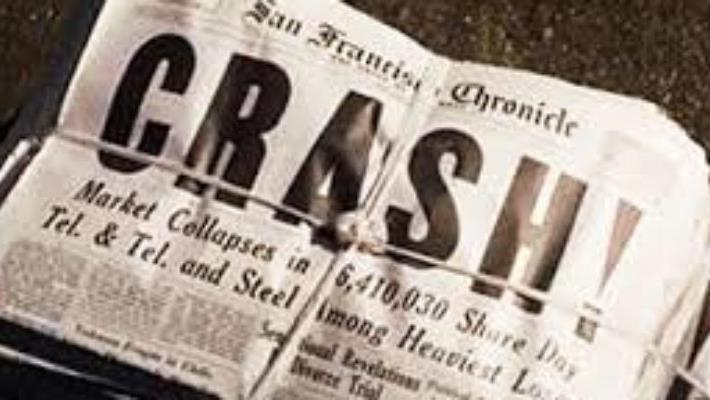 29 ottobre: anniversario del Big Crash di Wall Street del 1929