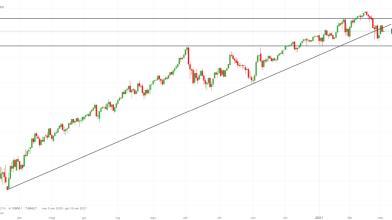 NASDAQ 100: occupazione ADP delude, indice verso livello chiave
