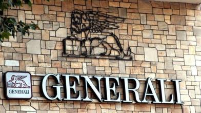 Generali: utile raddoppia oltre 1,5 miliardi nei primi sei mesi