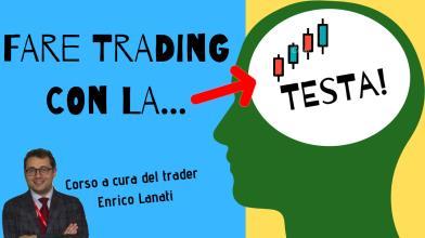 Il mio nuovo corso di trading