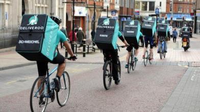 Deliveroo: 2020 in rosso non ferma piani IPO a Londra