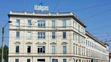 Italgas: utile 2020 a 345 milioni, dividendo aumenta dell'8,2%