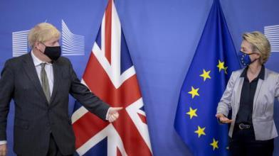 Brexit: sui mercati (e sterlina) aleggia lo spettro del no-deal