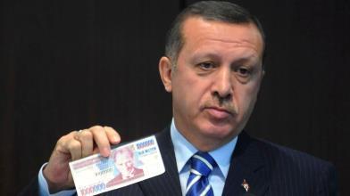 Lira turca ai minimi storici sul Dollaro USA, ecco perché