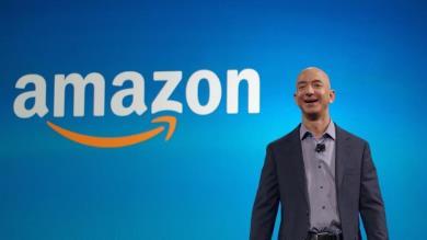 Jeff Bezos: 5 miliardi per essere il piu' ricco del mondo