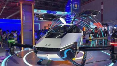 Xpeng: le auto volanti nel futuro dell'azienda cinese di EV