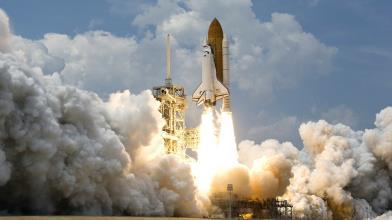 Blue Origin: oggi Jeff Bezos pronto a volare nello spazio