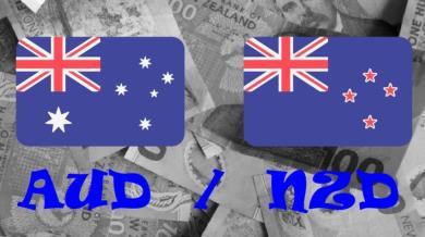 AUD/NZD, doppio testa e spalle?