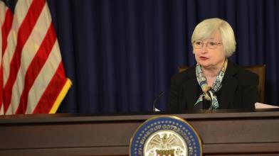 Janet Yellen preoccupata per il futuro dell'economia Usa
