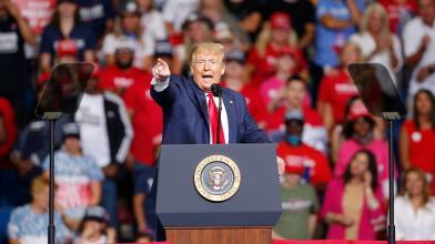 Wall Street: attenzione a effetto Trump, atteso verdetto Arizona