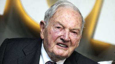 David Rockefeller: chi era il grande banchiere americano