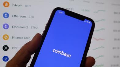 Coinbase: 500 milioni (iniziali) per il portafoglio cripto