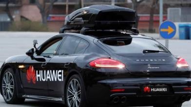 Huawei: non solo Apple car, ora arriva un'auto elettrica propria