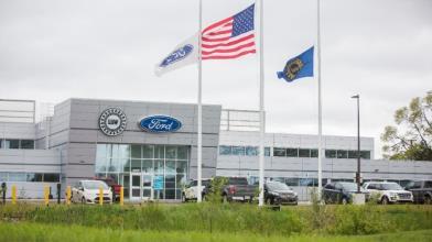 Auto elettriche: Ford investe 11 mld di dollari per le batterie