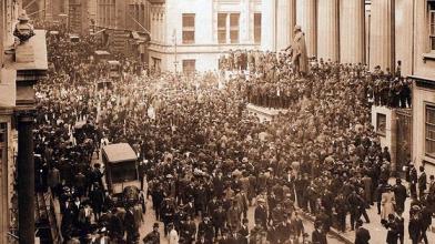 Panico 1907: lo short squeeze che collassò Wall Street
