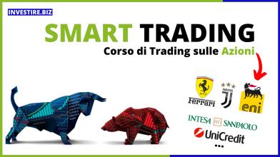 Impara a fare trading sulle Azioni (al rialzo e al ribasso)