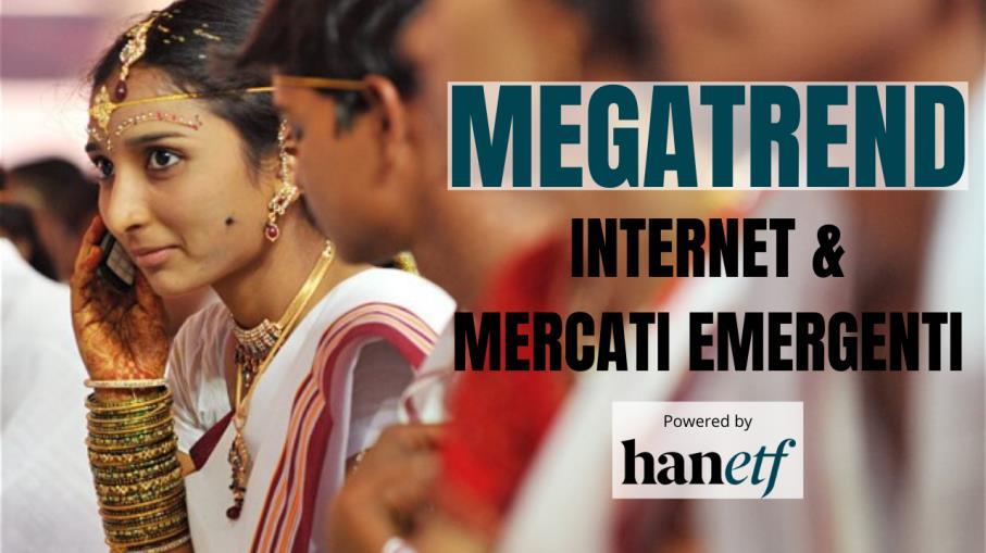 MEGATRENDS: investire nei consumi online dei mercati emergenti