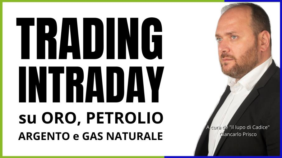 TRADING INTRADAY sulle MATERIE PRIME