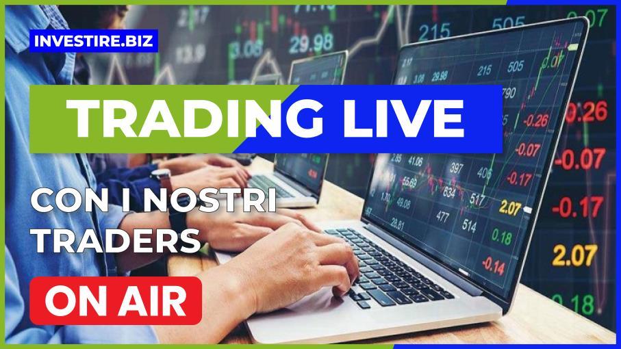 Trading LIVE! con i nostri Traders