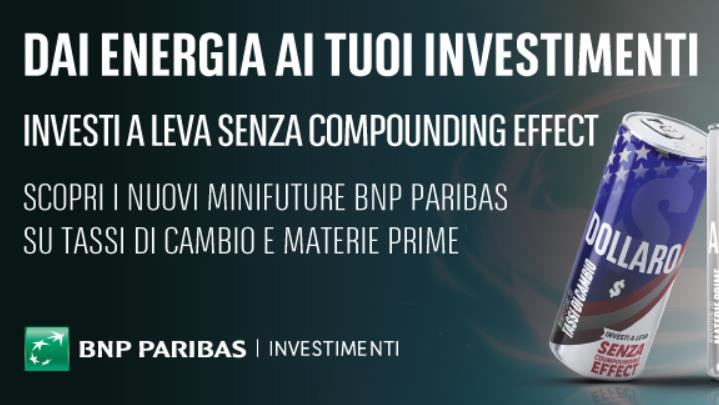 Speciale Mini Future su Commodities e Forex