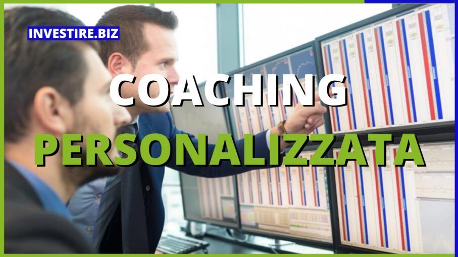 Coaching Personalizzata: lezioni di trading 1 to 1 (1 ora)